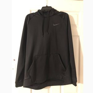 Men's Nike Dri-fit hoodie (size large)